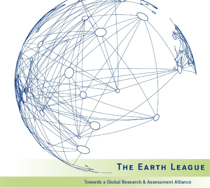 Earth League Logo
