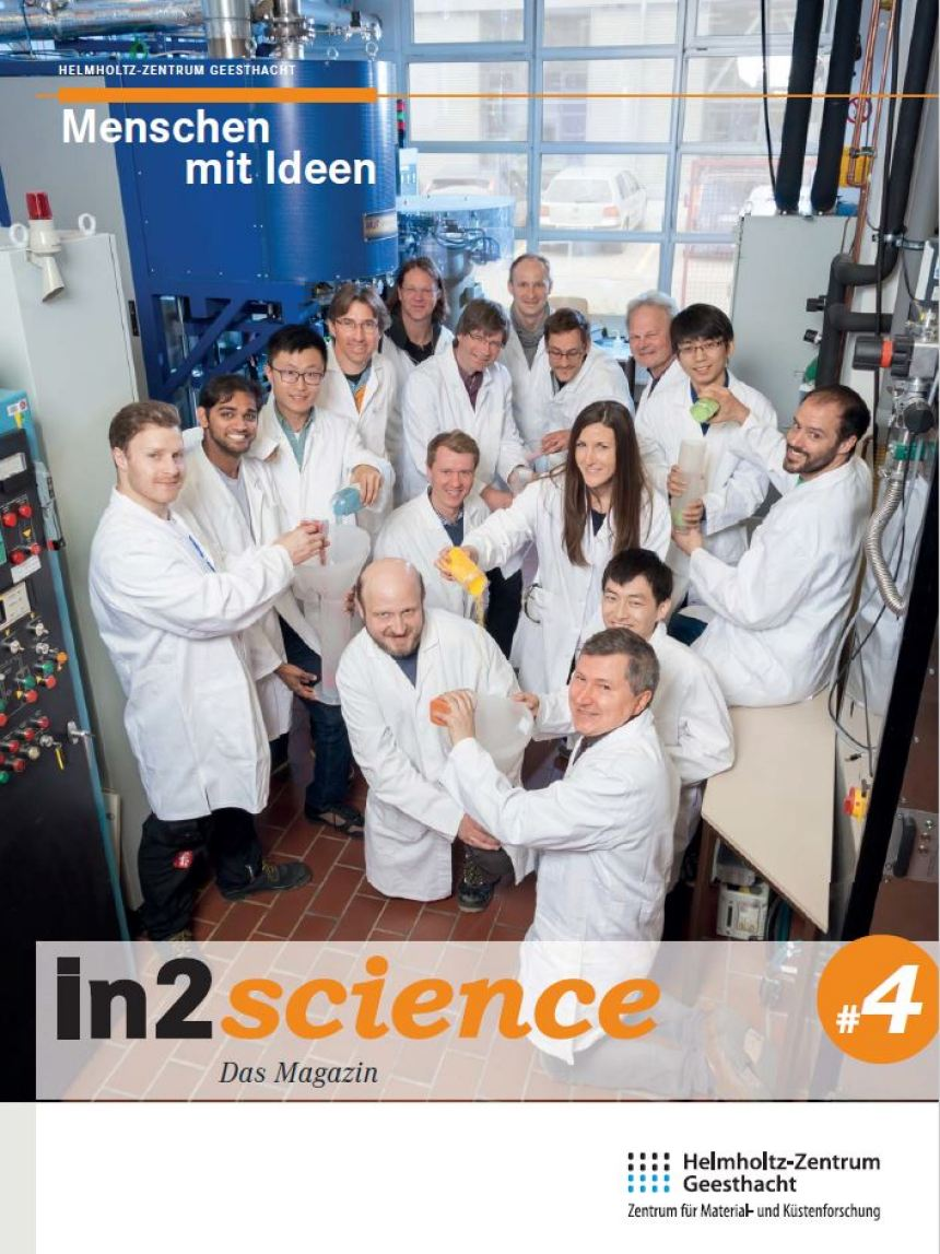 Cover In2science4 Komplett