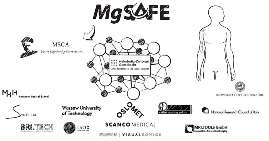 Graphic MgSafe: Partner