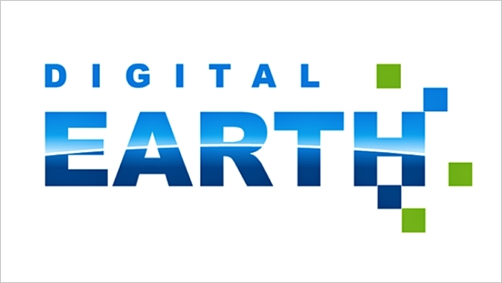 Logo Projekt Digital Earth