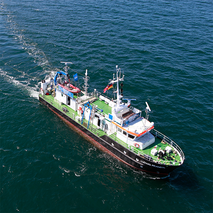 Research Vessel Ludwig Prandtl