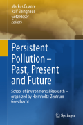 "The book ""Persistent Pollution - Past, Present and Future"" has been publishes in the Springer Verlag."