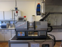 Injection moulding machine Babyplast 6/10 P