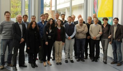The participants of the first Bor4Store project meeting in Geesthacht.