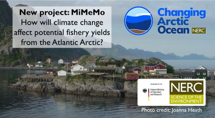 Changing Artic Ocean, New Projects: MiMeMo