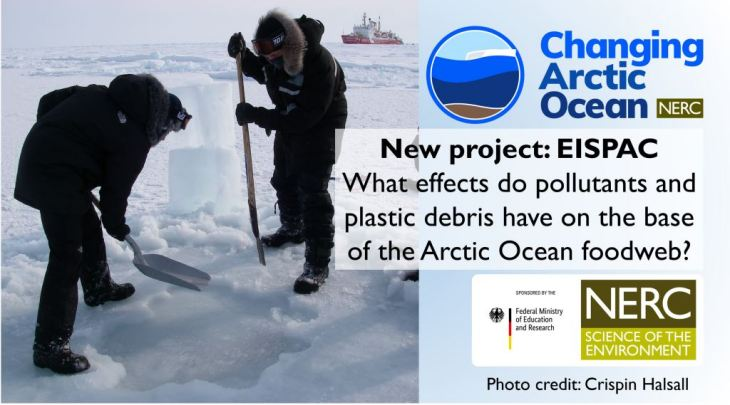 Changing Artic Ocean, New Projects: EISPAC