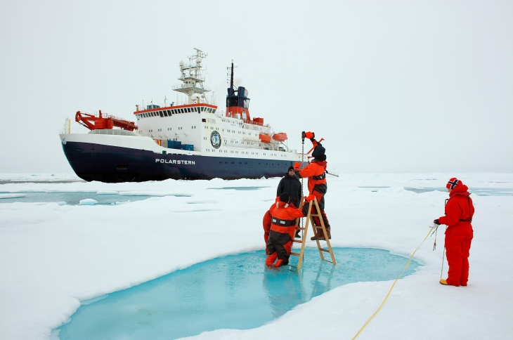 Image 2 - Sea Ice - S Hendricks Awi