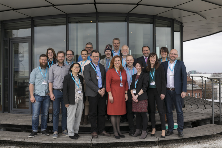 he expert meeting of the EMMC project took place in Hamburg.