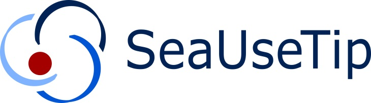 Seausetip Logo With Name